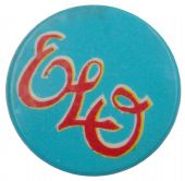 Electric Light Orchestra - 'ELO' Button Badge